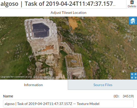 Bringing Cesium Ion - WebODM - OpenDroneMap Community